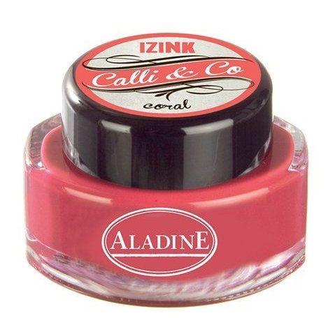 ALADINE CALLIGRAPHY Ink - Калиграфско мастило CORAL