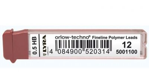 # LYRA ORLOW-TECHNO 0.5HB  - Мини-графити 0.5HB