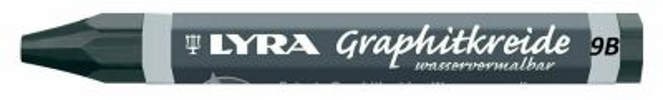 LYRA GRAPHITE CRAYON 9B - Графитна водоразтворима креда 9B