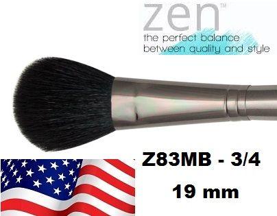"""ZEN 83 MOP, USA - Профи  четка """"катеричка"""" за макияж  и акварел № 3/4"""