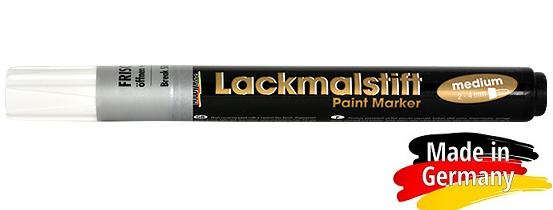 LACK MARKER MEDIUM -  Лаков маркер  WHITE