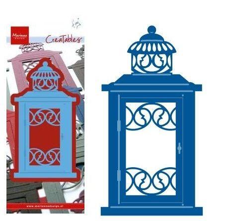 Marianne Design - Шаблон за рязане и ембос LR0190