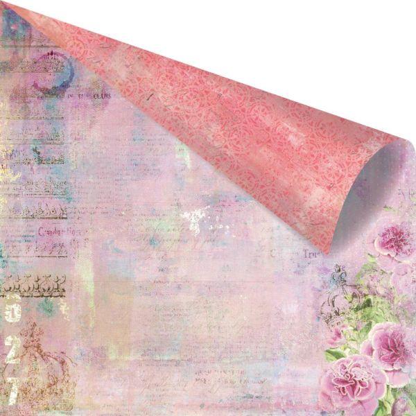 PRIMA USA # ROYAL MENAGERIE  - Дизайнерски скрапбукинг картон 30,5 х 30,5 см.