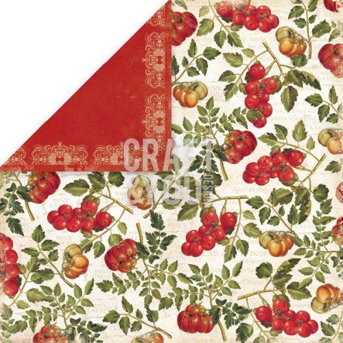 CRAFT&YOU 12 X 12  - Дизайнерски скрапбукинг картон 30,5 х 30,5 см.