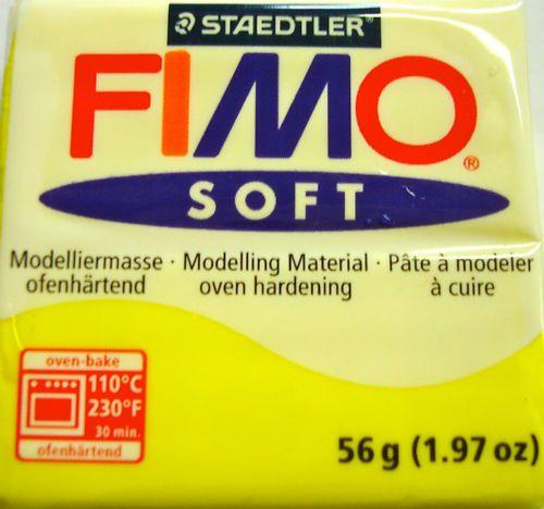 FIMO SOFT - Lemon - 10