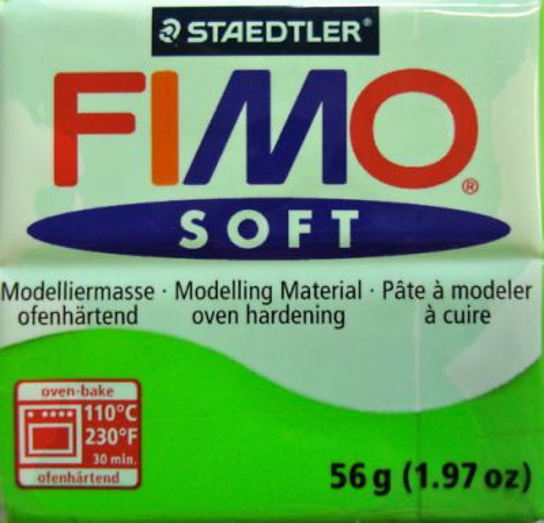 FIMO SOFT - Apple Green - 50