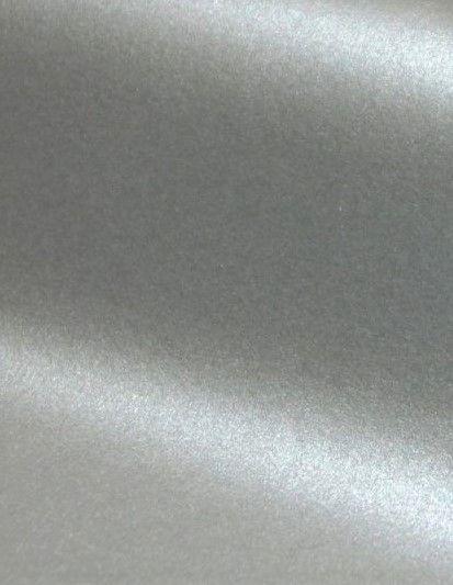 PEARL A4 - Двустранен перла-металик картон 285гр # 5бр. СРЕБРО
