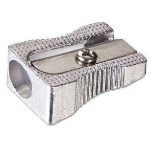 METAL  SHARPENER - Острилка за моливи метална ЕДИНИЧНА