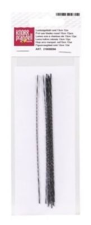 Fret saw blades round 13 см. - Лист ножовка спираловидна за резбарски лък - 12 бр.