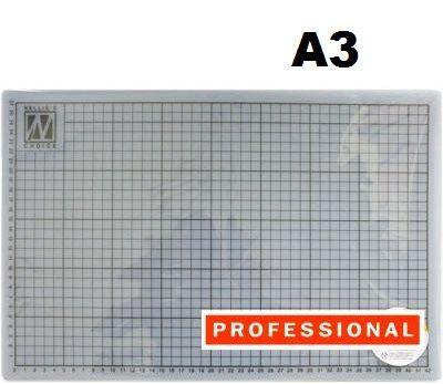 TRANSPARENT MAT A3  - Прозрачна самовъзстановяваща се подложка за рязане