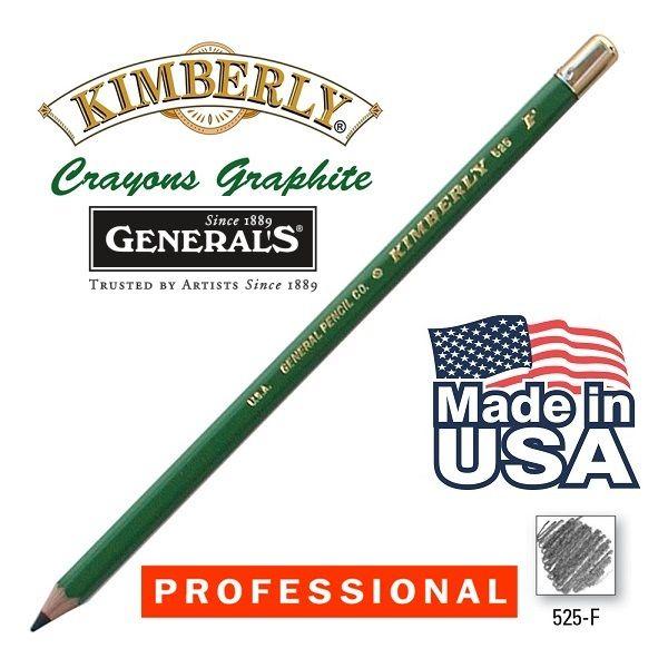KIMBERLY GRAPHIC , USA - Дизайнерски графитен молив F