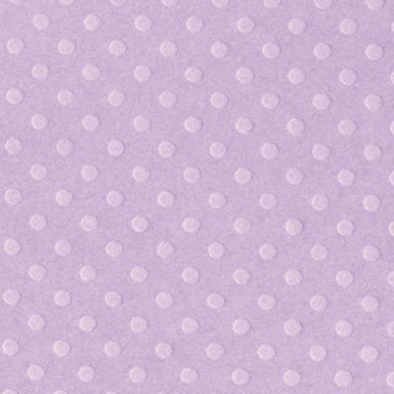 BBP, USA Embossed Dot 30.5x30.5см - BERRY PRETTY