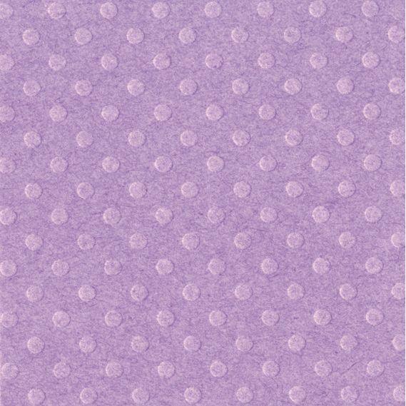 BBP, USA Embossed Dot 30.5x30.5см - GRAPE JELLY