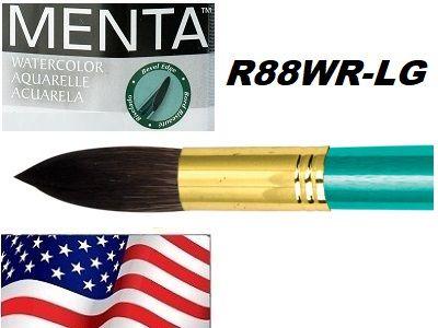 """MENTA BRUSH RND WASH , USA - Профи четка """"катеричка"""" за различни техники LARGE"""
