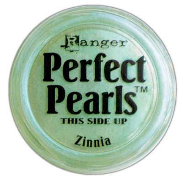 "Perfect pearls Pigment powder - Zinnia - Пигмент, ефект ""Перфектни перли"""