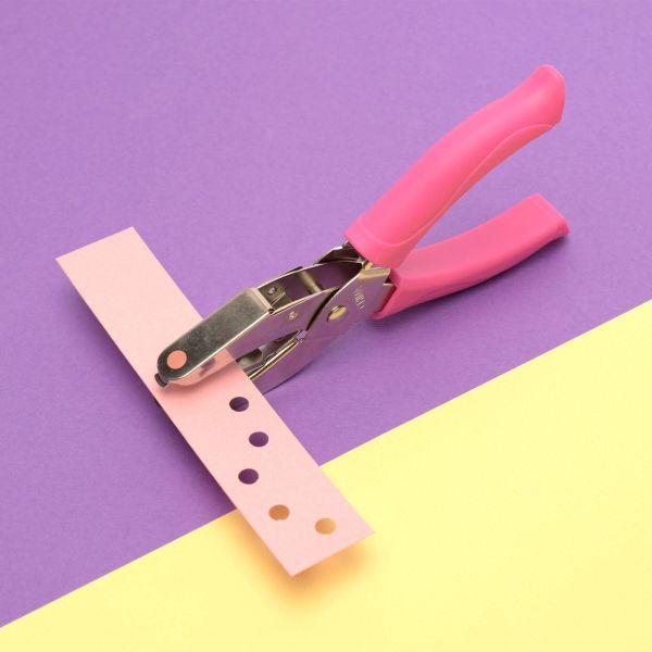 "Creative • Handpunch 2 ""reach circle 6mm - перфорация КРЪГ 6mm / дълбочина 4 см."