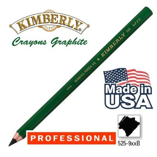 KIMBERLY GRAPHIC , USA - Дизайнерски графитен молив 9XXB