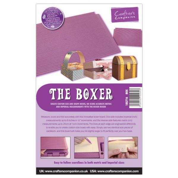 # THE BOXER – Инструмент за изработка на кутии