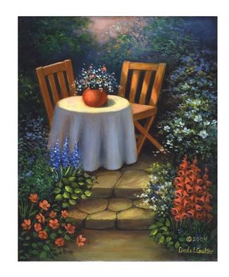 PAINTING MASTER SET ,USA - Мастър сет рисуване на платно 350 x 280mm * SET13