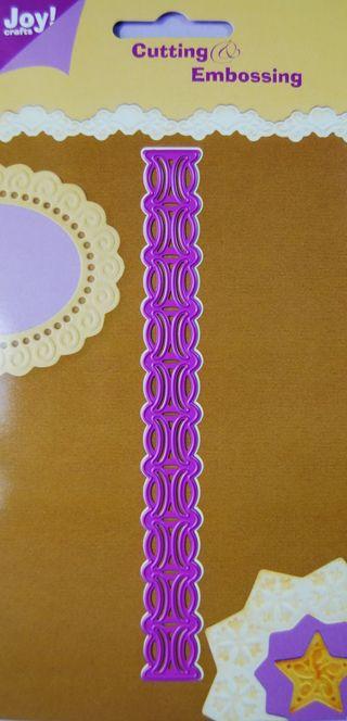 JOY Crafts -Щанца за рязане и ембос  6002/0099