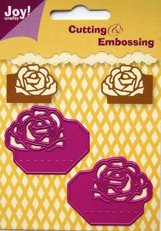 JOY Crafts -Щанца за рязане и ембос 6002/0126