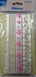 Joy Crafts LUX Ribbons - Ширити 3 х 1 м. 6300-0311