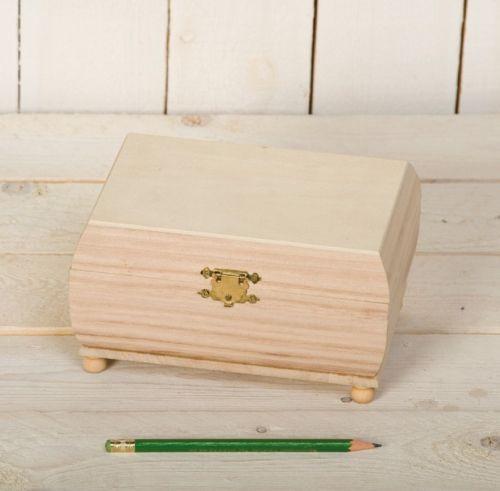 "BOX ""ART"" ARTEMIO  - Арт дървена ракла 19х13х11см"