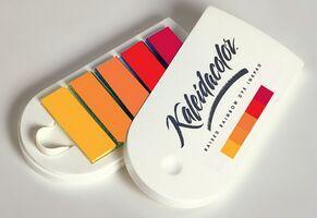 Kaleidacolor - Rainbow dye inkpad - Палитра `DESERT`