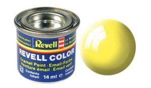Емайл боя Revell - жълто гланц 12