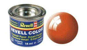 Емайл боя Revell - оранжево гланц 30