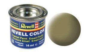 Емайл боя Revell - жълтеникава маслина мат 42