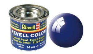 Емайл боя Revell - ясно син гланц 51