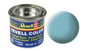 Емайл боя Revell - светло зелено мат 55