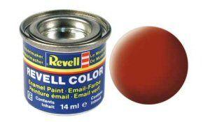 Емайл боя Revell - ръждиво мат 83