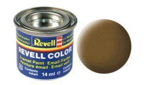 Емайл боя Revell - земно кафяво мат 87