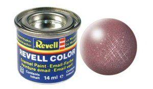 Емайл боя Revell - бакърено медно металик 93