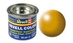Емайл боя Revell - копринено жълно 310