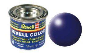 Емайл боя Revell - копринено тъмно синьо 350