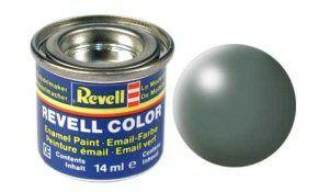 Емайл боя Revell - копринено зелено 360