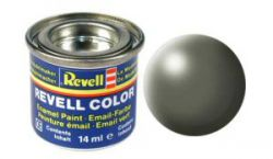 Емайл боя Revell - копринено сивкаво зелено 362