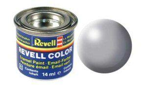 Емайл боя Revell - копринено сиво 374