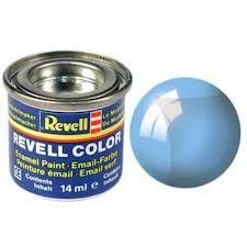 Емайл боя Revell - чисто синьо 752