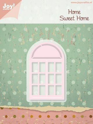 JOY Crafts Sweet Home -Щанци за рязане и ембос  6002/0198