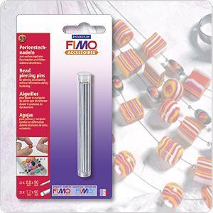 NEEDLES FIMO - К-кт игли за пробиване на мъниста от полимерна глина 50 бр.