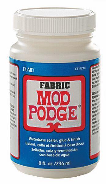 MOD PODGE FABRIC, USA - Лепило за текстил 236 мл.