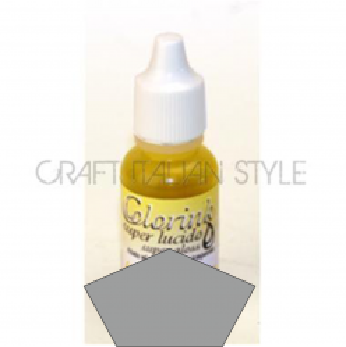 STAMPERIA COLOR INK -Уникално мастило за стъкло и порцелан GRANITE