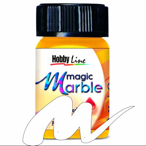 Magic Marble - Боя за мраморен ефект20мл. - БЯЛ