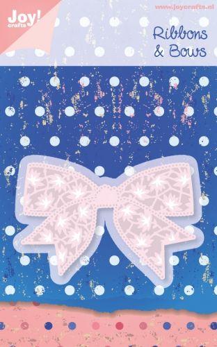 JOY Crafts Ribbons&Bows -Щанци за рязане и ембос  6002/0183
