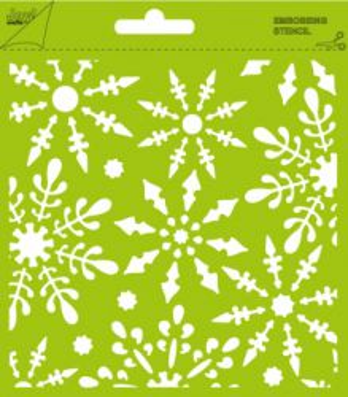 JOY Crafts -Ембос шаблон  6002/0818
