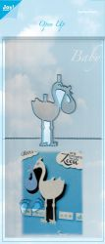 BABY by JOY Crafts - Open UP 3D Щанци за рязане -6003/2008